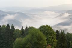 údolí Otavy